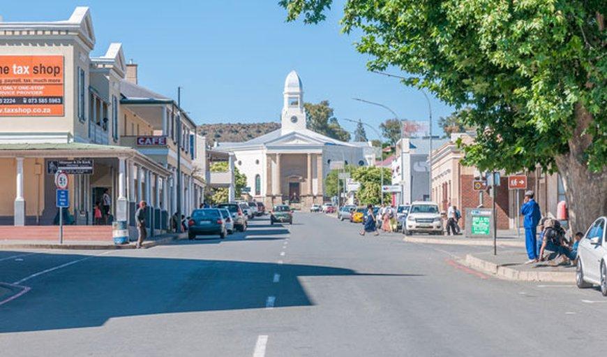 Colesberg in Colesberg, Northern Cape, South Africa