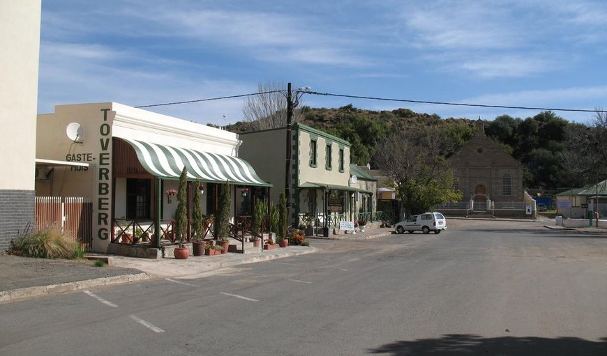 Toverberg Guest Houses in Colesberg, Northern Cape, South Africa