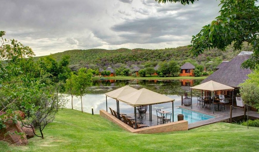 Intundla Game Lodge & Bush Spa in Pretoria (Tshwane), Gauteng, South Africa
