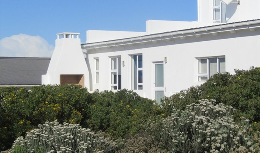 Exterior in Struisbaai, Western Cape, South Africa