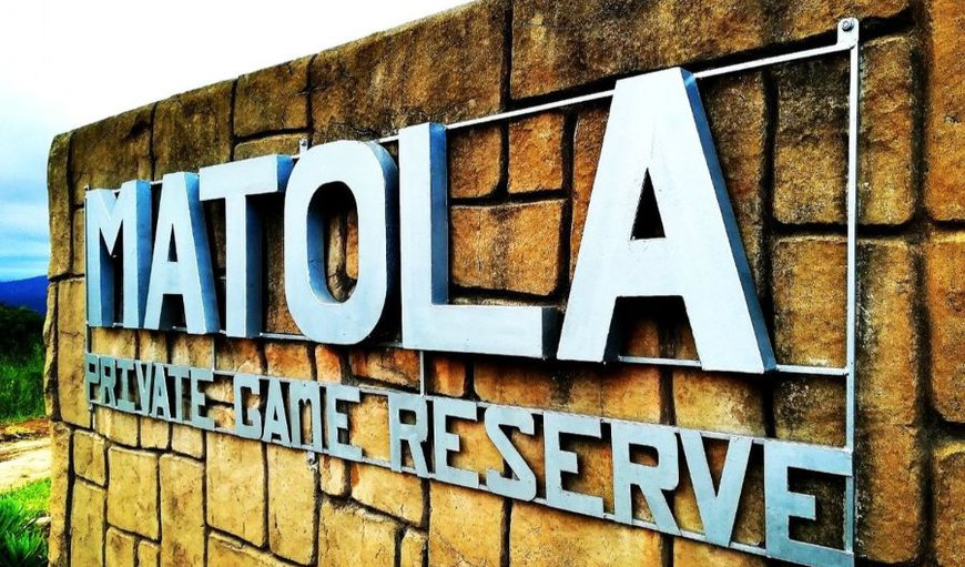 Welcome to Matola Private Game Reserve in Komga, Eastern Cape, South Africa
