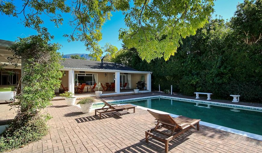 Constantia Retreat in Constantia, Cape Town, Western Cape , South Africa