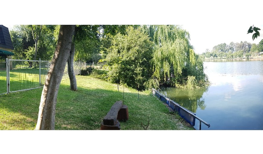Situated on the banks of the Vaal river