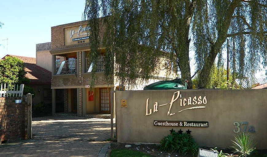 Welcome to Picasso's Guest House. in Lephalale (Ellisras), Limpopo, South Africa