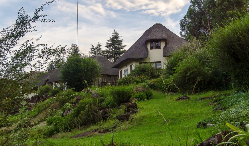 Hawklee Country House in Howick, KwaZulu-Natal , South Africa