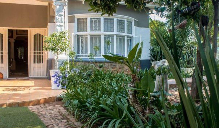 Welcome to Sunbury House and B&B in Auckland Park, Johannesburg (Joburg), Gauteng, South Africa