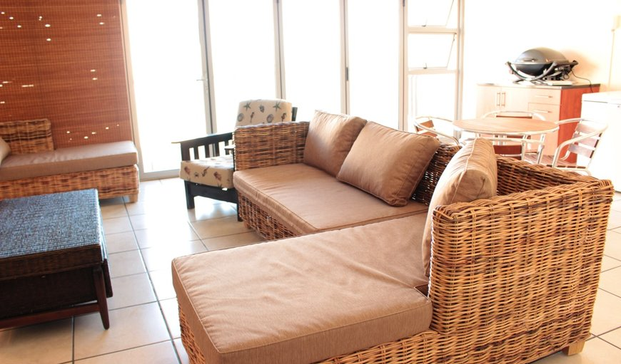 Kabeljou Apartment Lounge in Mossel Bay, Western Cape, South Africa