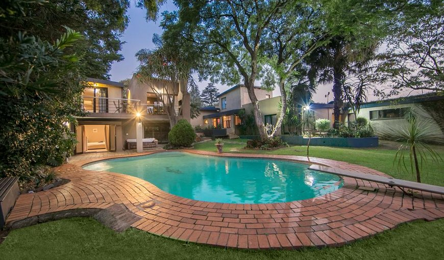 Linden Guest House in Randburg, Gauteng, South Africa