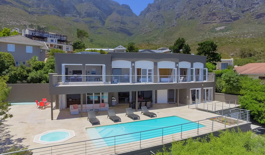 Hely Villa , Camps Bay in Camps Bay, Cape Town, Western Cape, South Africa