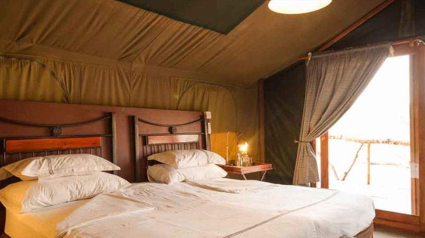 Camp Savuti in Chobe National Park — Best Price Guaranteed