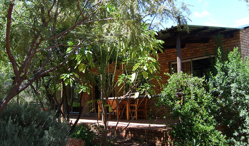 Lavender House among beautiful trees and scenery in Magaliesburg, Gauteng, South Africa