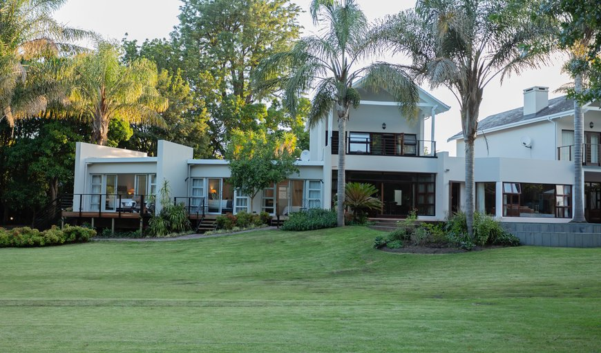 Outside View of Guest Units in George, Western Cape, South Africa
