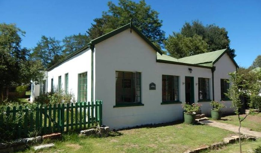 Fisherman's Retreat in Rhodes, Eastern Cape, South Africa