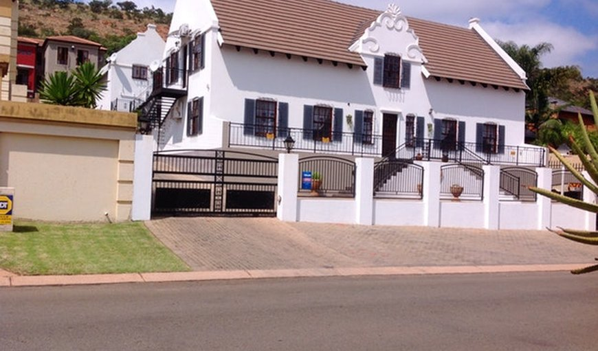 Welcome to Montana Cape Guesthouse. in Montana Park, Pretoria (Tshwane), Gauteng, South Africa