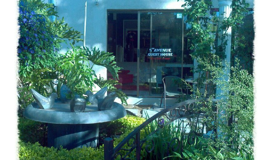 5th Avenue Guest House in Edenvale, Gauteng, South Africa