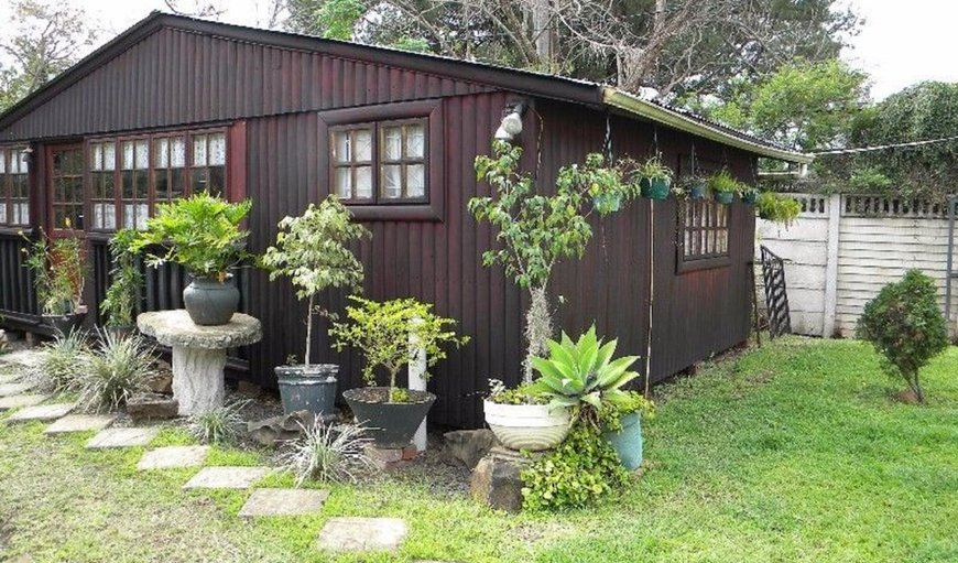 Self-catering Cabin in Scottsville, Pietermaritzburg, KwaZulu-Natal , South Africa