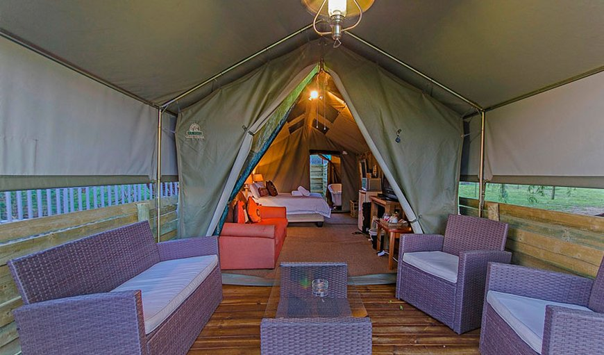 Welcome to the Luxury Tent in Lanseria, Johannesburg (Joburg), Gauteng, South Africa