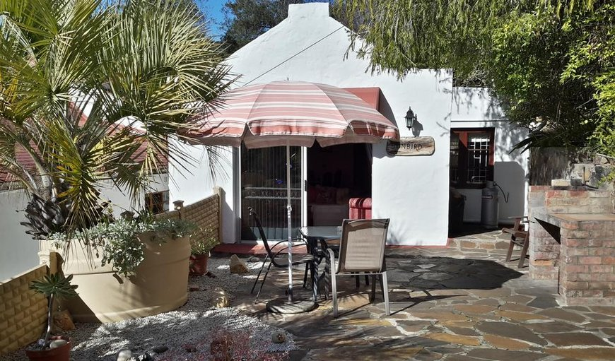 Welcome to Sunbird Cottage in Harkerville, Plettenberg Bay, Western Cape , South Africa