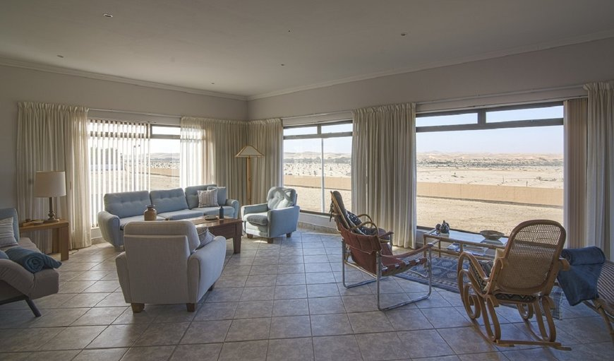 Lounge with view in Swakopmund, Erongo, Namibia