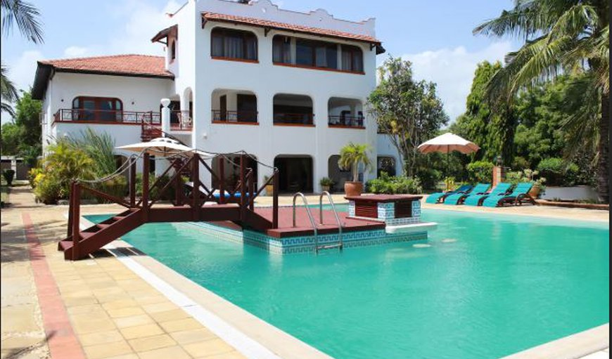 Afrocharme Holiday Home in Diani in Mombasa, Coast, Kenya