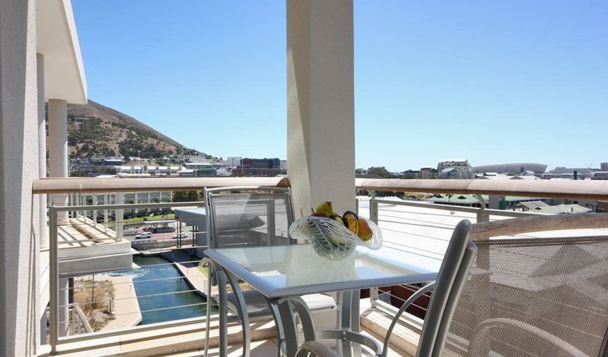 Balcony in Foreshore, Cape Town, Western Cape, South Africa