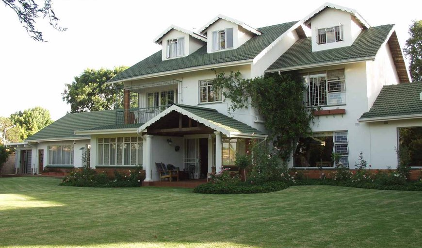 Welcome to Guest House Seidel. in Lynnwood, Pretoria (Tshwane), Gauteng, South Africa