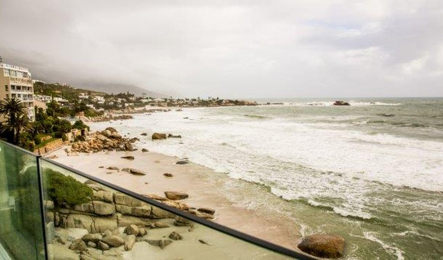 View from Apartment in Clifton, Cape Town, Western Cape , South Africa