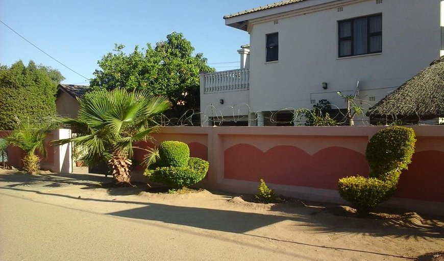 Situated in central Francistown, Bostwana