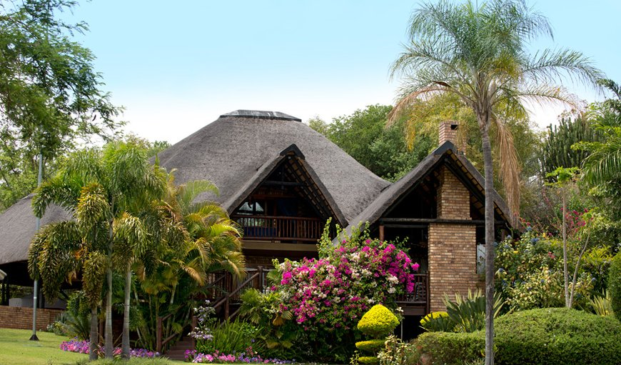 Kruger Park Lodge in Hazyview, Mpumalanga, South Africa