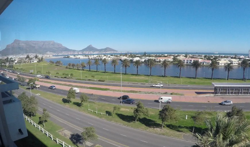 View From the Apartment in Woodbridge Island, Cape Town, Western Cape , South Africa