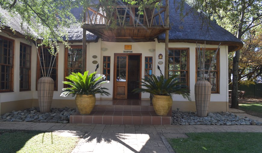 Welcome to Ghoma Lodge in Klerksdorp, North West Province, South Africa