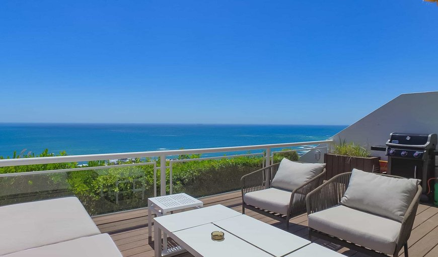 Furnished deck. in Camps Bay, Cape Town, Western Cape, South Africa