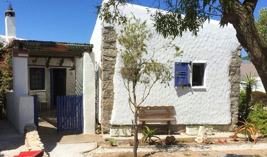 Exterior in Paternoster, Western Cape , South Africa