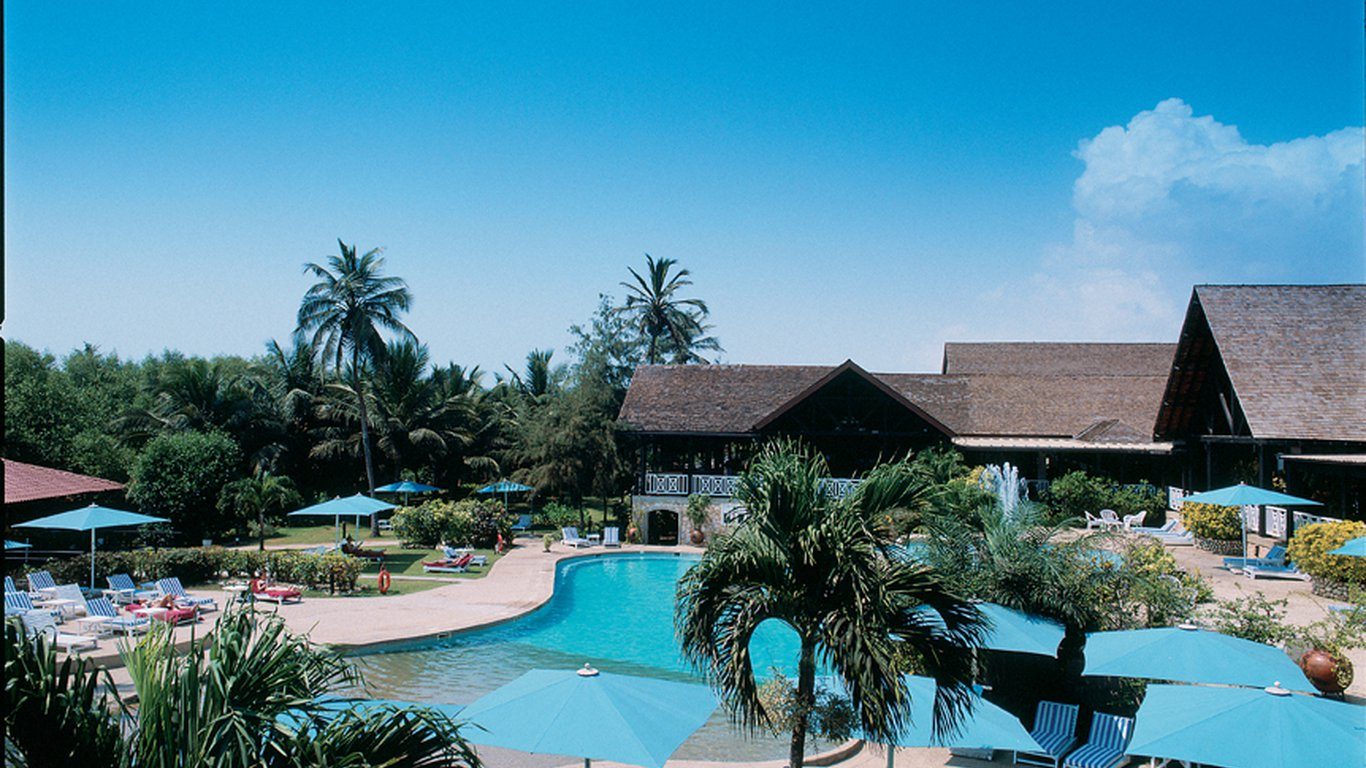 Labadi Beach Hotel In Accra Greater Ghana