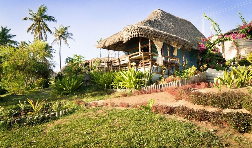 Welcome to the Blue House in Mozambique, Mozambique, Mozambique