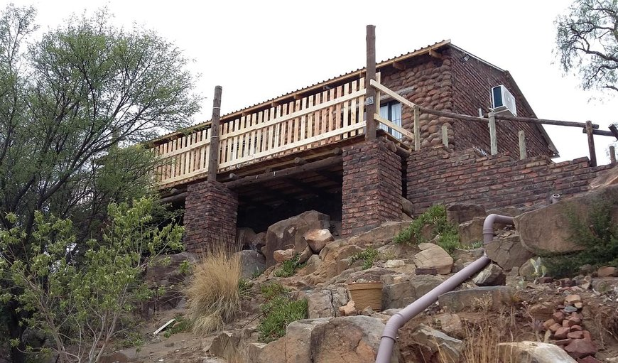 Oppie-Koppie Guesthouse exterior in Colesberg, Northern Cape, South Africa