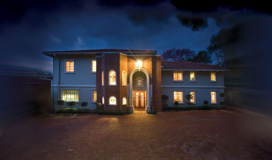 Brooklyn Place, built in the late 30's, has been restored into a seven bedroom en-suite guesthouse with real old-world English charm and appeal. in Brooklyn Pretoria, Pretoria (Tshwane), Gauteng, South Africa