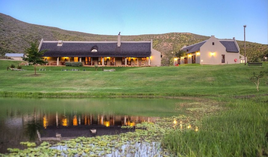 Welcome to Rooiberg Lodge in Vanwyksdorp, Western Cape, South Africa
