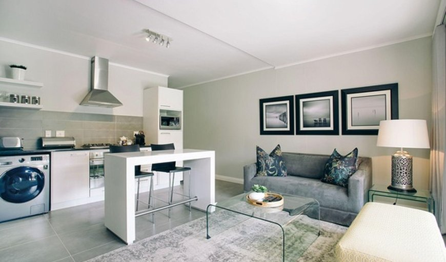 Open-plan apartment. in Century City, Cape Town, Western Cape, South Africa