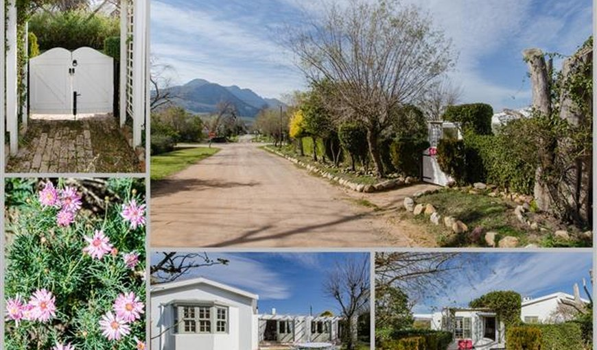 Welcome to Rose Apple Cottage. in Greyton, Western Cape , South Africa