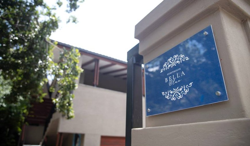 Bella Blue Guesthouse in Waverly, Bloemfontein, Free State Province, South Africa