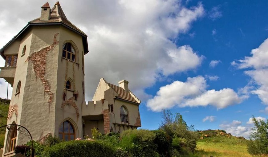 Welcome to Castle in Clarens. in Maluti, Eastern Cape, South Africa