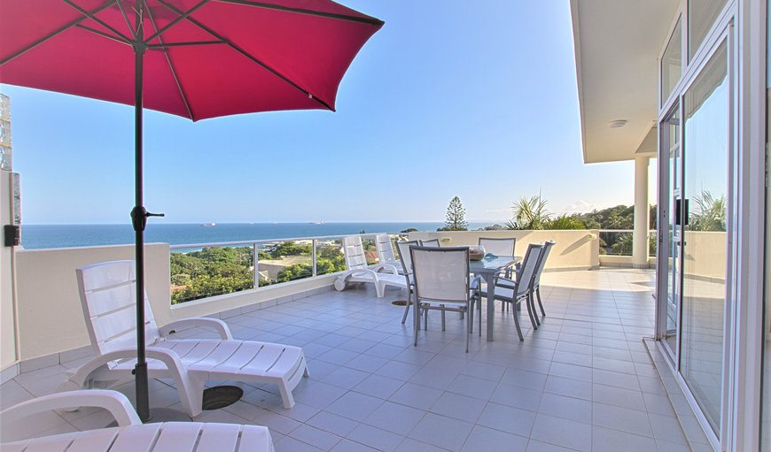 Welcome to Searock! The 186m² apartment has stunning panoramic sea-views. in Umhlanga, KwaZulu-Natal , South Africa