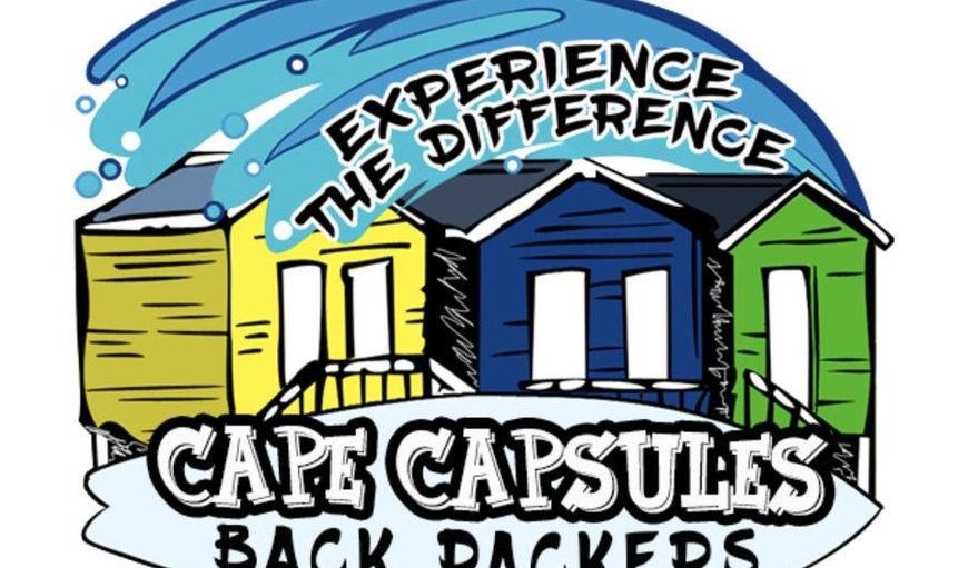 Welcome to Cape Capsules Backpackers Muizenberg. in Muizenberg, Cape Town, Western Cape, South Africa
