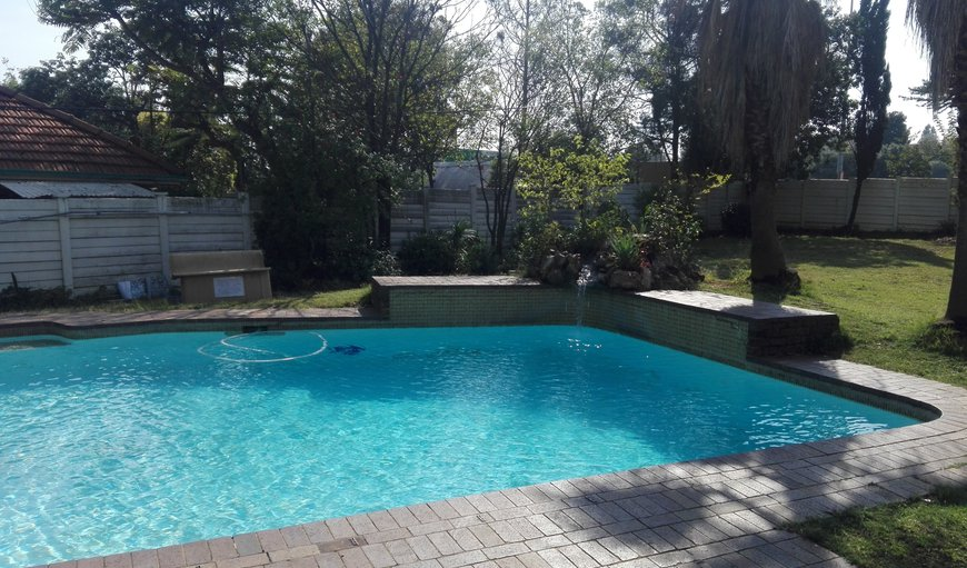 out door swimming pool in Fourways, Johannesburg (Joburg), Gauteng, South Africa