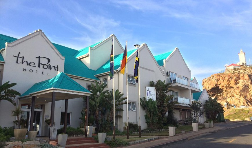The Point Hotel in Mossel Bay, Western Cape, South Africa