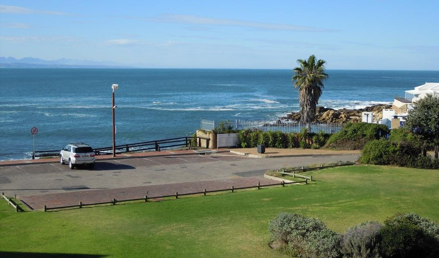 Ocean view from Unit in Mossel Bay Central, Mossel Bay, Western Cape, South Africa