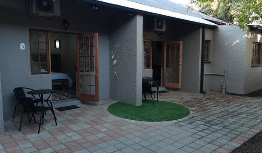 Guest Suites on Connor in Westdene, Bloemfontein, Free State Province, South Africa