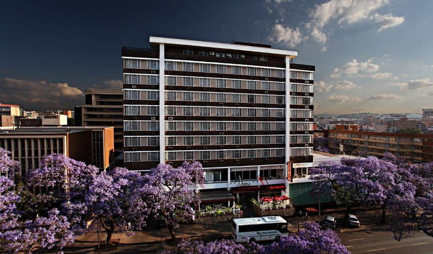 Welcome to Arcadia Hotel in Arcadia , Pretoria (Tshwane), Gauteng, South Africa