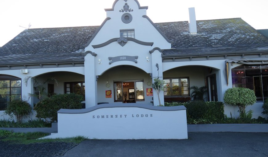 Somerset Lodge in Somerset West, Western Cape, South Africa